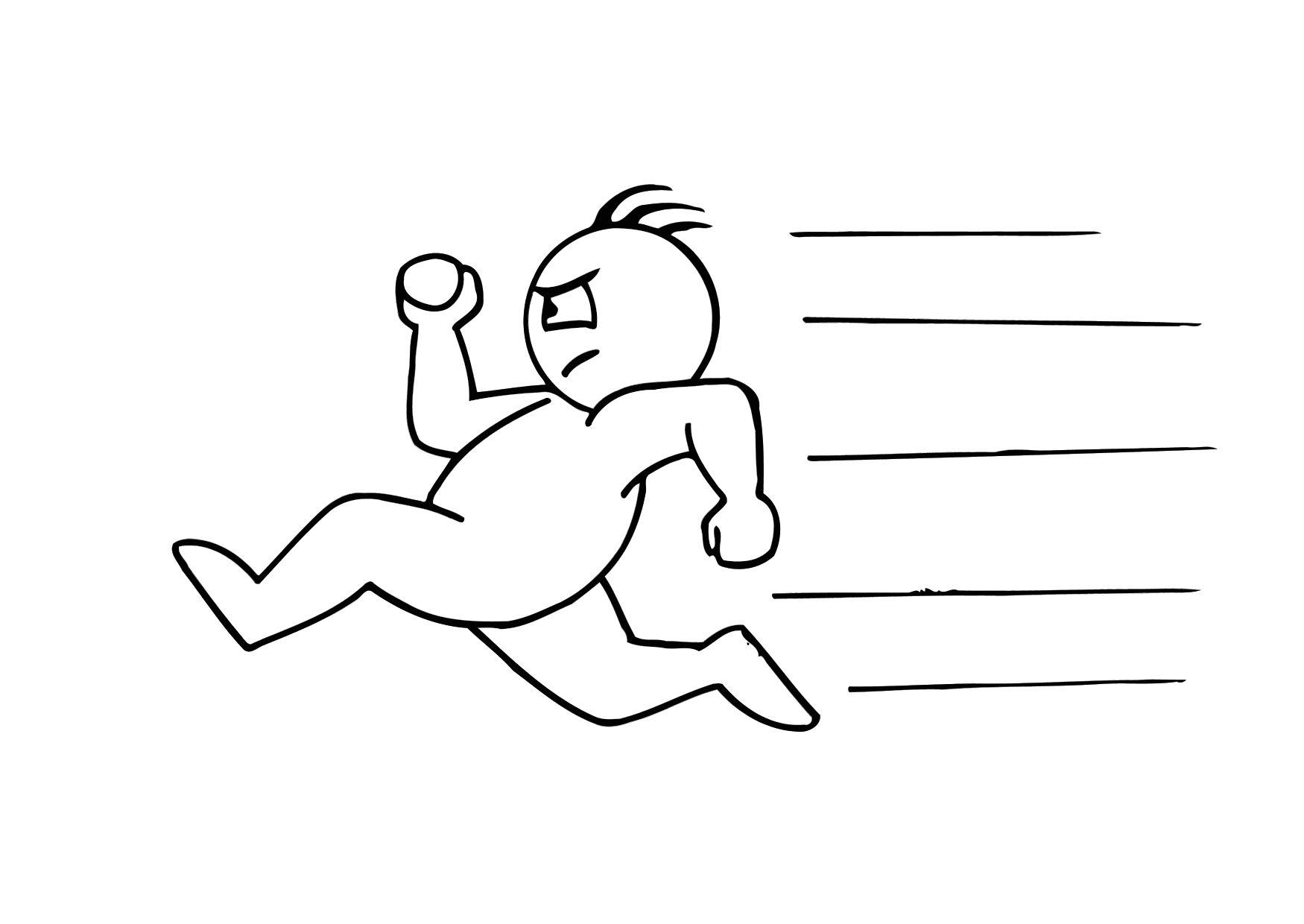 Ik wil rennen